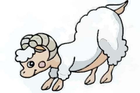 用面捏羊的方法和步骤