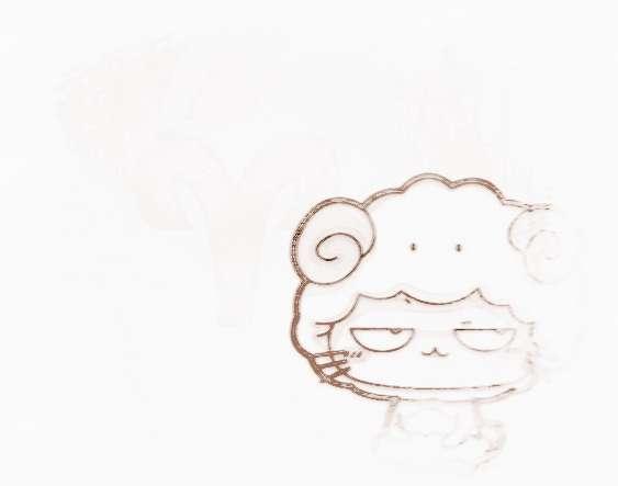 白羊简谱歌谱钢琴