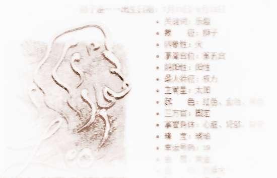 狮子座qq头像文字图片