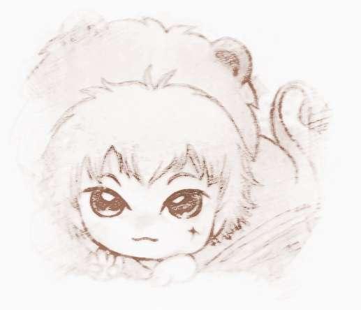 属兔狮子座动漫头像v动漫白羊座性格男生版女生图片