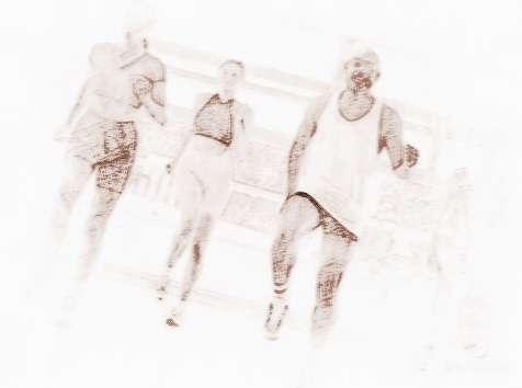 黑白健身男壁纸