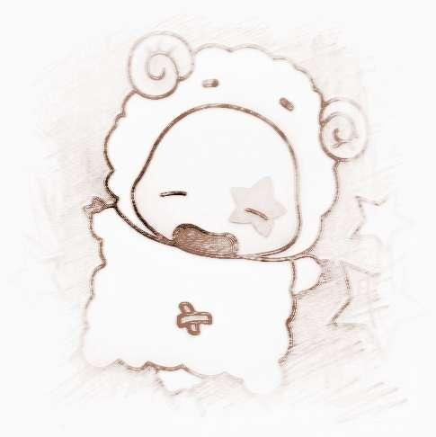qq头像男生笑脸卡通
