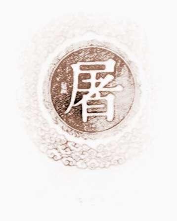 十八位的姓氏,人口较少,约占全国汉族人口的百分之零点零三.屠姓