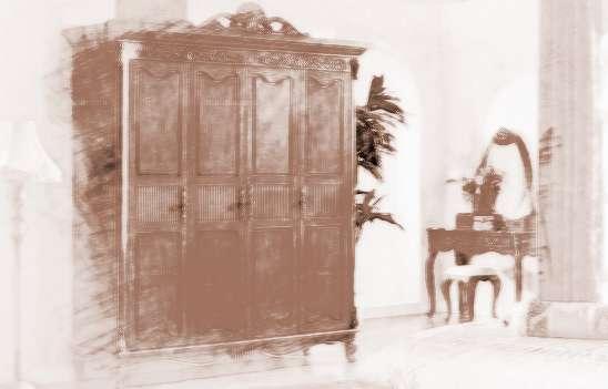 三阁衣柜内部结构图