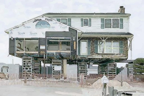 住什么样的房子会发财 风水和财运的关系