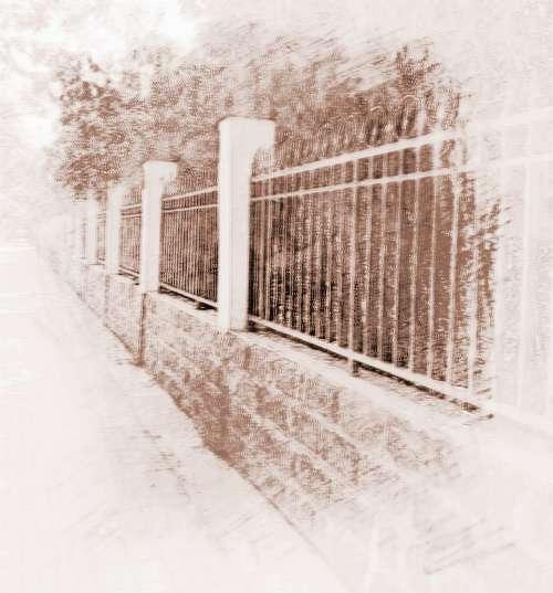 阳宅风水 建筑风水    农村中围墙是一种很常见的墙体,不同于房屋围墙