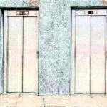 大门对电梯门风水好吗