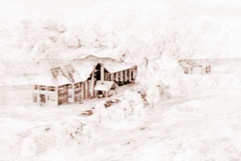 梦见房子有雪