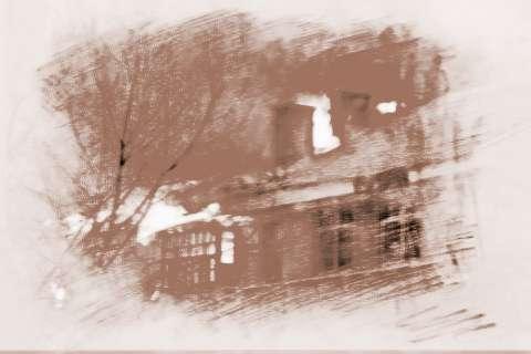 梦见房屋被烧