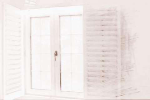 梦见窗户开着