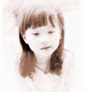 梦见可爱小女孩