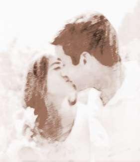 梦见和别人接吻_做梦网详解周公解梦