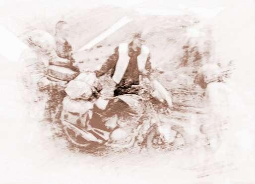 梦见老公骑摩托车摔伤