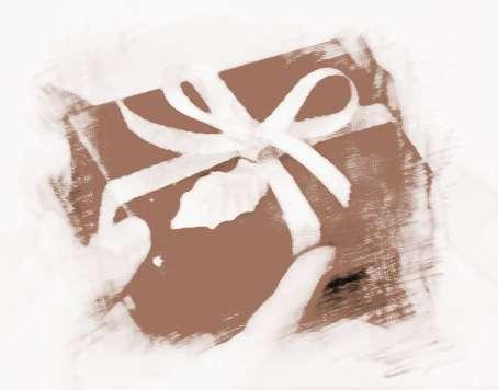 梦见异性送礼物