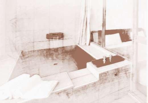 梦见用水清洗房间