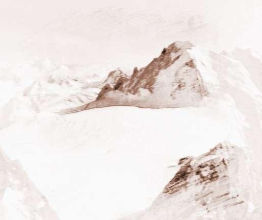 周公解梦梦见雪山