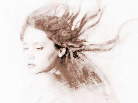 梦见头发很乱的女人
