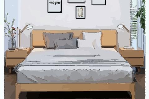 梦见铺床还有被子枕头