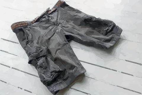 夢見穿舊褲子