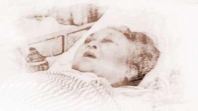 梦见去世的母亲口吐血是什么意思