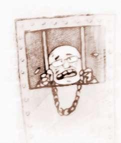 梦见自己坐牢