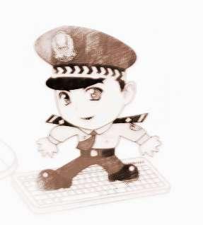 梦见警察抓小偷