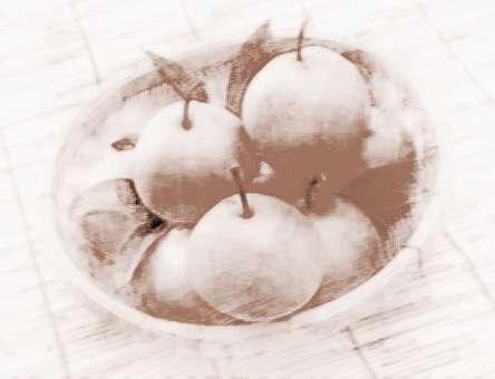 梦见偷梨吃