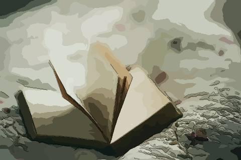 梦见读一本书
