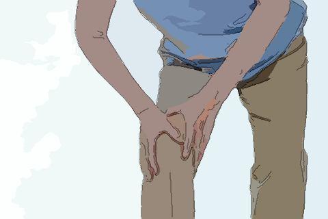 梦见膝盖很脏