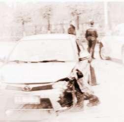 梦见别人的车毁了