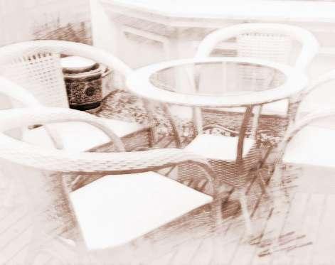 梦见桌子椅子