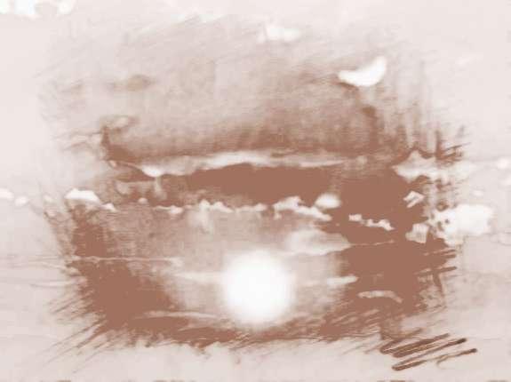 太阳照射矢量图