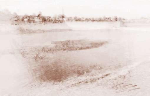 梦见河水干涸