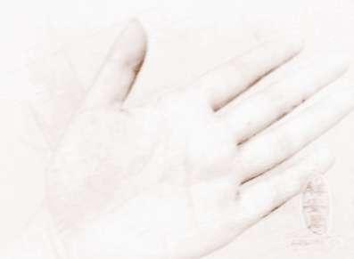 女人手指长痣面相图