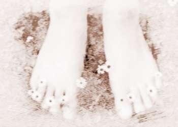 脚指有痣代表什么?