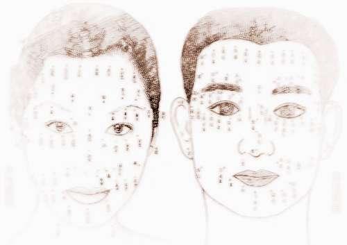 面相学鼻子图解