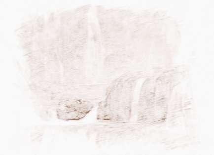 壁纸 风景 旅游 瀑布 山水 桌面 434_314