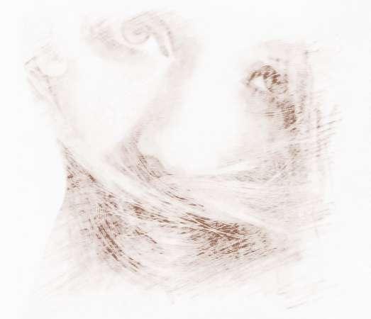 唐朝女人额头的花纹
