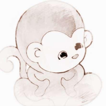80年属猴吉利微信头像
