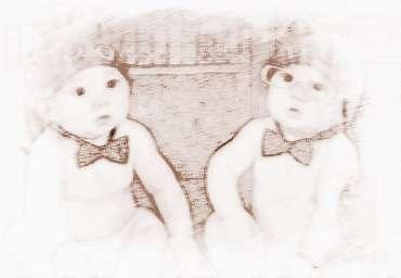 龙年男双胞胎名字大全