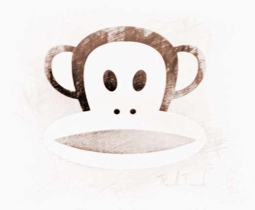 画画猴年简单图画