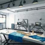 2022年办公室风水座位图 虎年办公桌属相的最佳方位