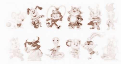 十二生肖,子鼠