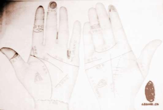 手纹绘画幼儿园