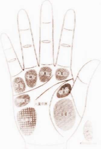 女孩的手相看看我的命好不好   右手断手纹幼年不幸一直 ...