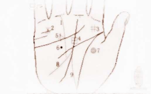 下面是有关女人川字掌手相图解的相关文章