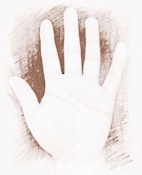 手相中手掌中有五角星代表什么