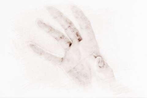 手相图解大全之怕老婆的手相特征