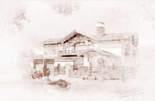 别墅庭院风水