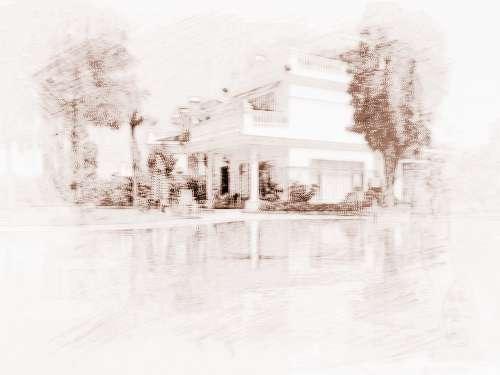 别墅周围环境风水